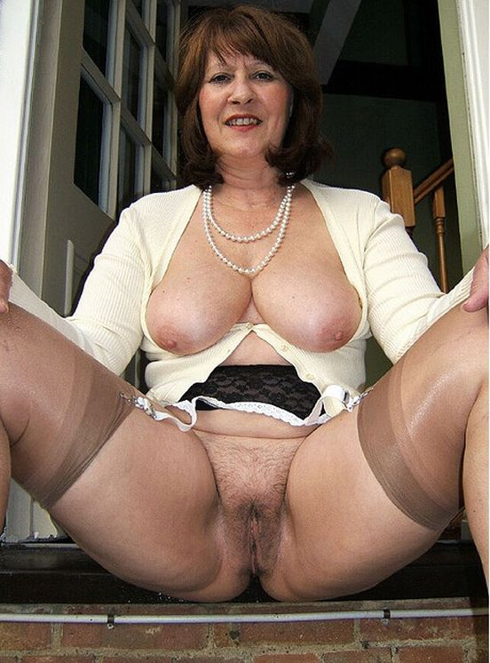 Mature granny porn gallerys british agree, your